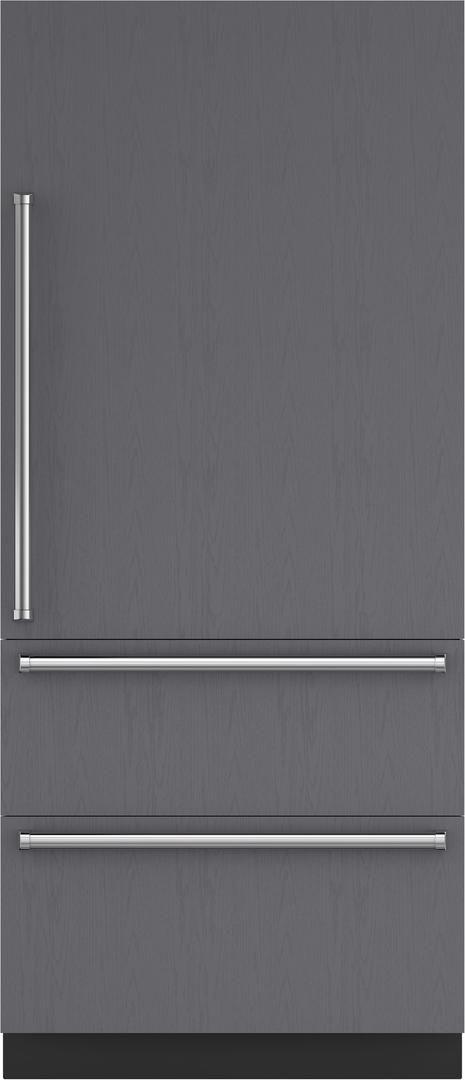 Sub-Zero® Designer 19.7 Cu. Ft. Panel Ready Bottom Freezer Refrigerator-IT-36CI-RH