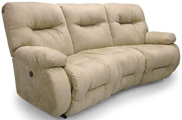 Best Home Furnishings® Brinley Power Conversation Space Saver® Sofa-U700RP4