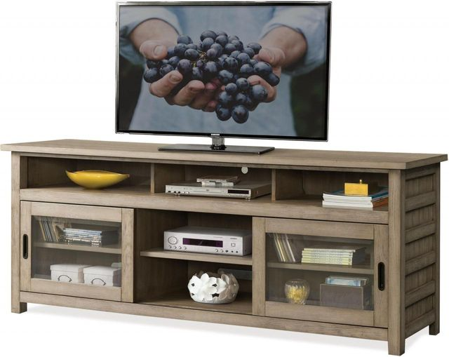 Riverside Furniture Perspectives 74-Inch TV Console-28142