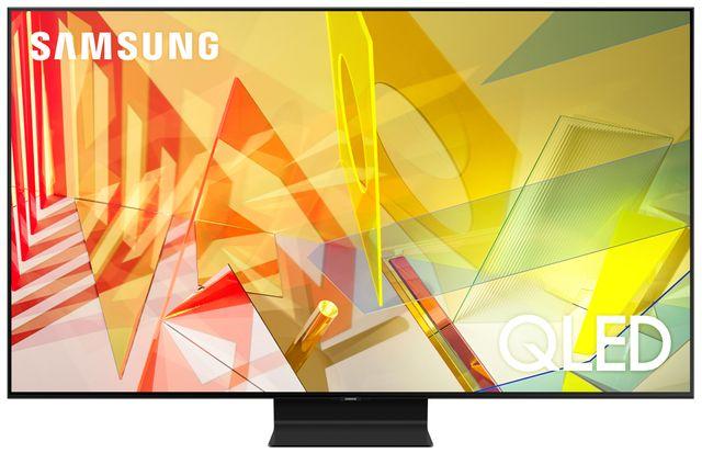 """Samsung 65"""" Q90T QLED 4K UHD HDR Smart TV-QN65Q90TAFXZA"""