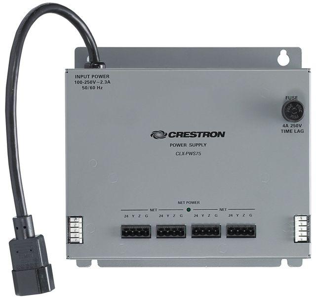 Crestron® Cresnet Power Supply Module-CLX-PWS75