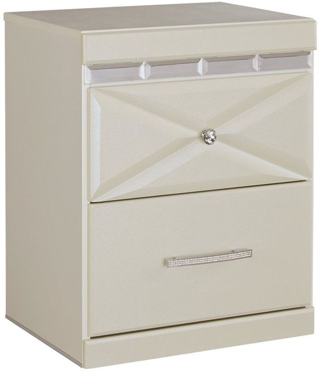 Signature Design by Ashley® Dreamur Champagne Nightstand-B351-92