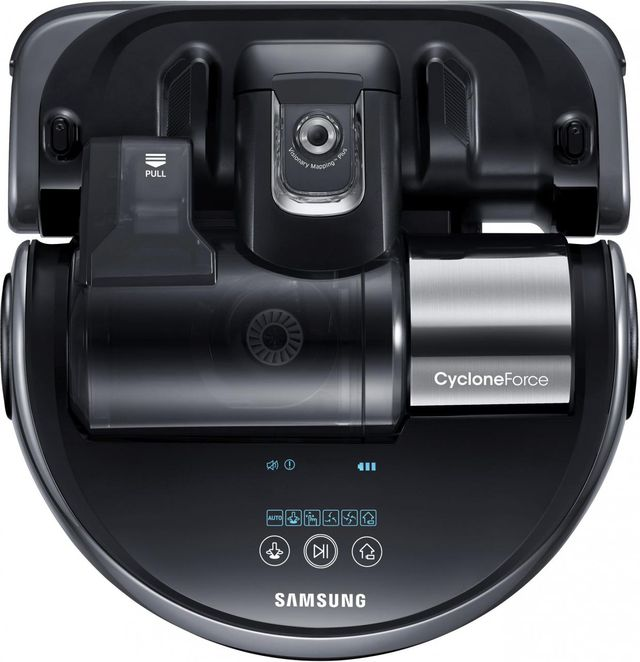 Samsung POWERbot Graphite Silver Robot Vacuum-VR2AJ9020UG