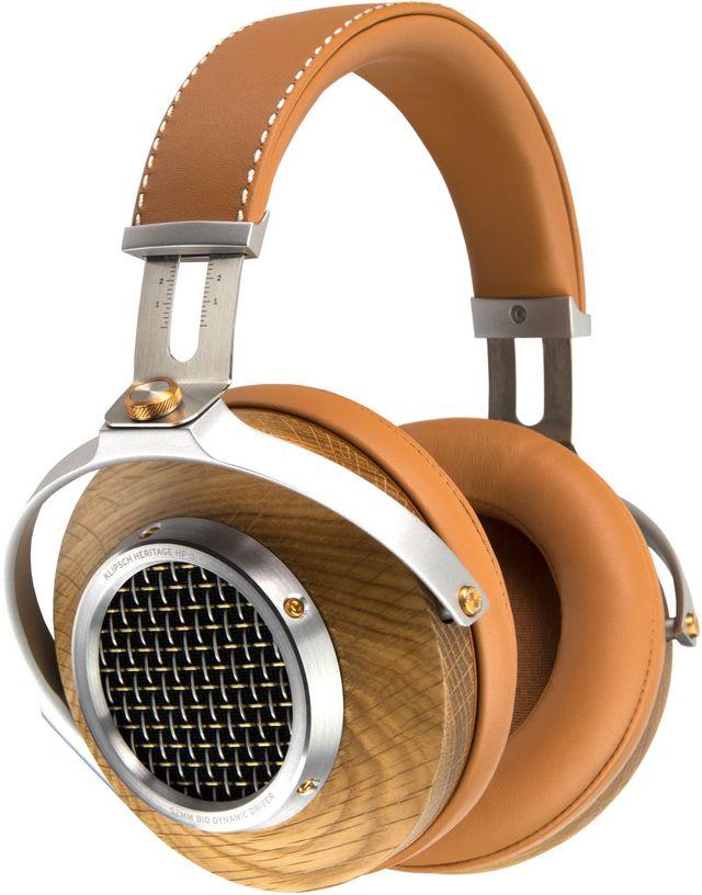 Klipsch® Heritage Oak HP-3 Over-Ear Headphones-1063038