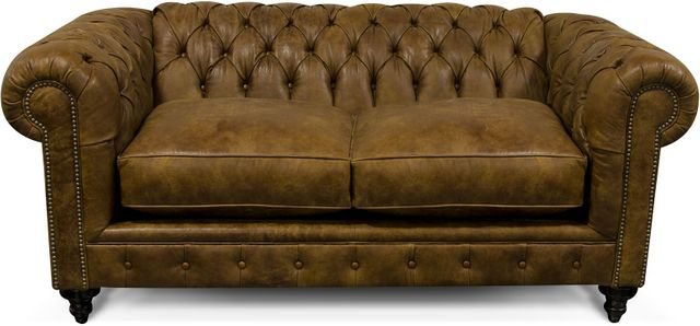 England™ Furniture Lucy Leather Loveseat-2R06AL