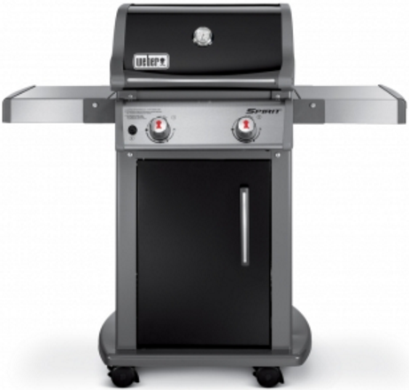 "Weber® Spirit® E-210™ 50"" Black Gas Grill-46110001"