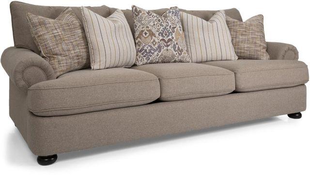 Decor-Rest® Furniture LTD 2051 Beige Sofa-2051-SOFA BEIGE