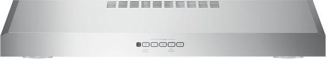 "GE® 29.88"" Stainless Steel Under Cabinet Range Hood-JVX5300SJSS"