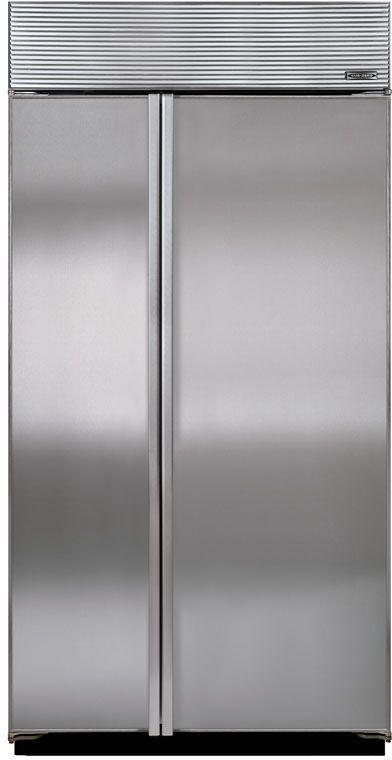 Sub-Zero® Refrigerator Built In Framed Handle Kit (3 Handle Set)-7027154