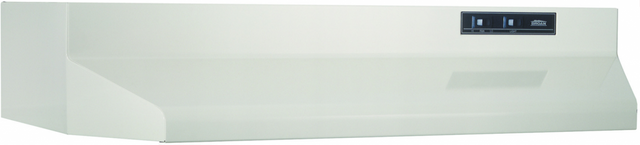 "Broan® 40000 Series 42"" Bisque Under Cabinet Range Hood-404202"