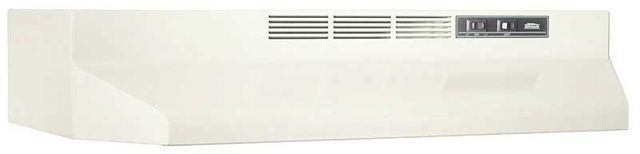 "Broan® 41000 Series 30"" Bisque Ductless Under Cabinet Range Hood-413002"