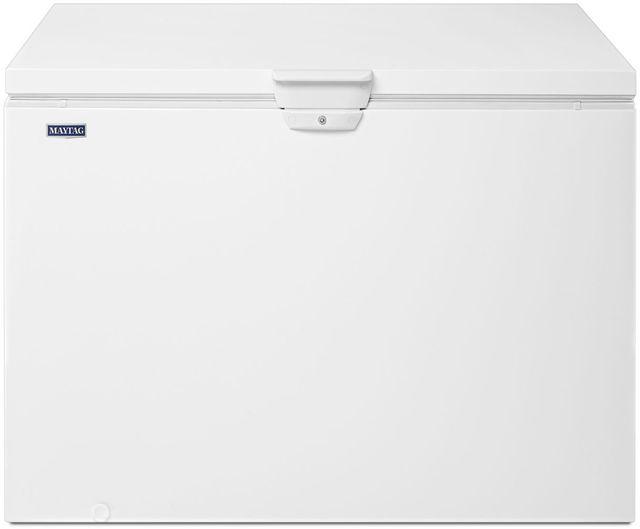 Maytag® 15 Cu. Ft. White Chest Freezer-MZC31T15DW