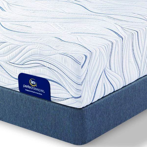Serta® Majestic Crown Perfect Sleeper® Cedarhurst Plush ...