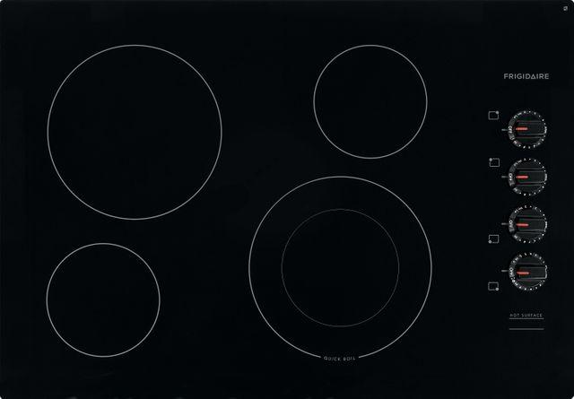 "Frigidaire® 30"" Black Electric Cooktop-FFEC3025UB"