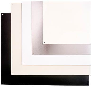"""Broan® 36"""" Stainless Steel Reversible Backsplash-SP3604"""