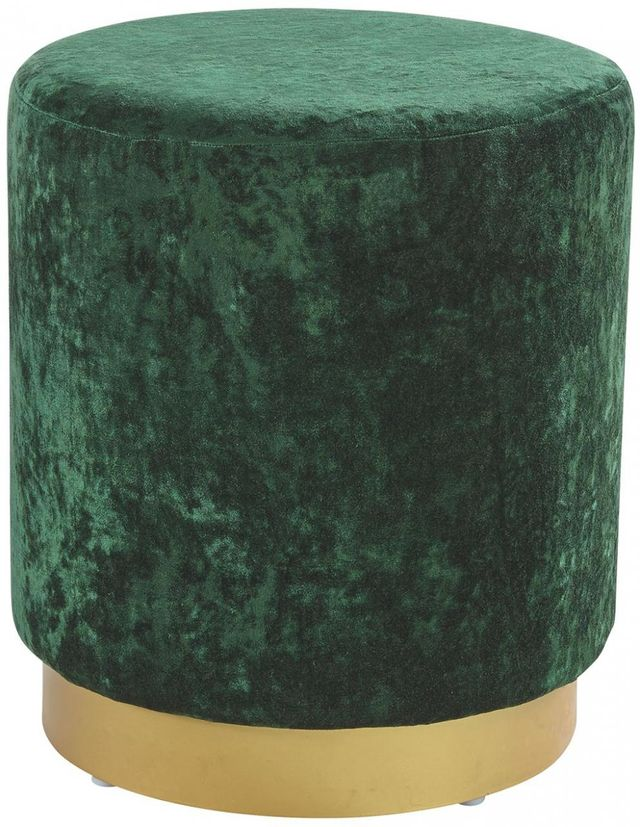 Signature Design by Ashley® Lancer Green Accent Ottoman-A3000184