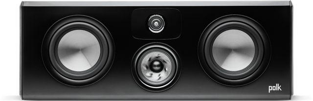 "Polk Audio® LEGEND L400 Black Ash 6.5"" Center Channel Speaker-AM8640"
