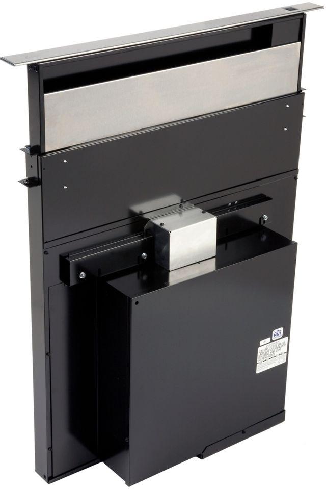 """Broan® Eclipse™ 27000 Series 36"""" Stainless Steel Downdraft Range Hood-273603"""