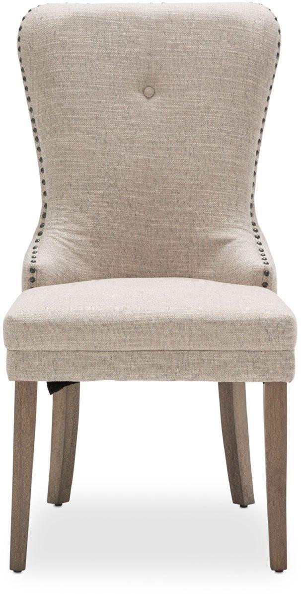 Michael Amini® Crossings Reclaimed Barn Side Chair-KI-CRSG003-217