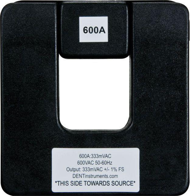 Crestron® 600A Split Core Current Transformer-GLS-EM-CT-600A