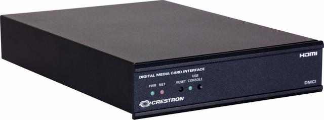 Crestron® DigitalMedia™ Card Interface-DMCI