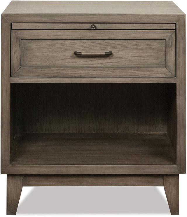 Riverside Furniture Vogue One Drawer Nightstand-46168