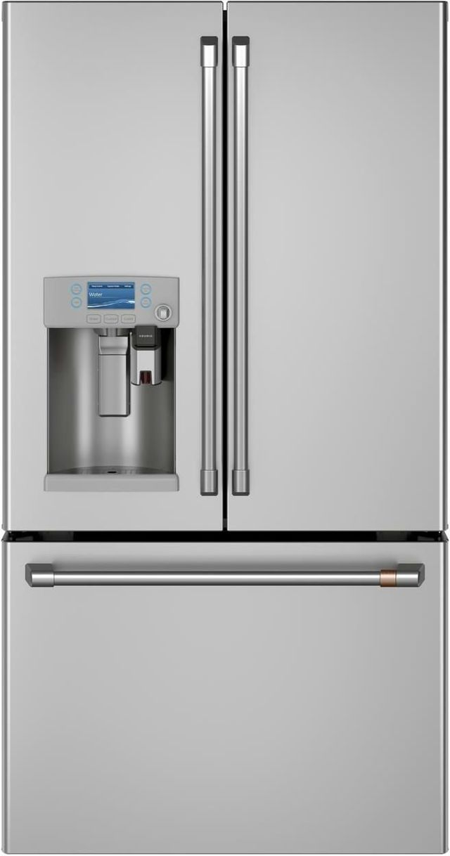 Café™ 27.8 Cu. Ft. Stainless Steel French Door Refrigerator-CFE28UP2MS1