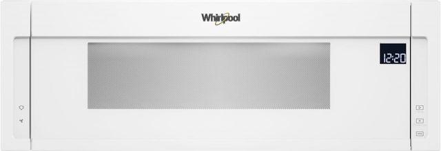 Whirlpool® Over The Range Microwave-White-WML75011HW