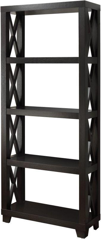 Coaster® Humfrye Cappuccino Bookcase-801353