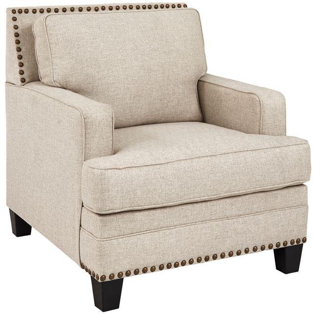 Benchcraft® Claredon Linen Chair-1560220