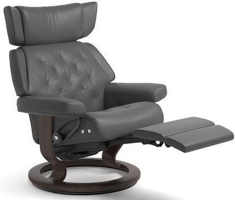 Stressless® by Ekornes® Skyline Large Leg Comfort Recliner-1304715