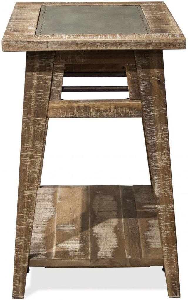 Riverside Furniture Rowan Chairside Table-12312