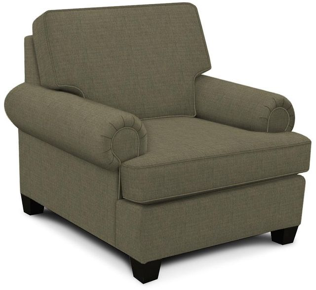 England Furniture Co. Edison Macintosh Mist Chair-8T04-8461