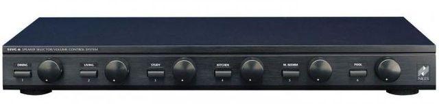 Niles® SSVC-6 Six-Pair Speaker Selector-SSVC-6