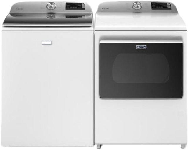 Maytag® White Laundry Pair-MALAUMED6230HW