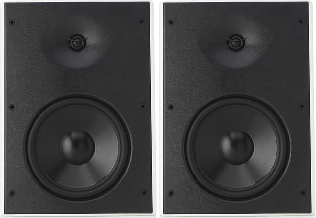 "Revel® XC Series White 8"" 2-Way Outdoor Loudspeaker Pair-REVM80XCWHTAM"