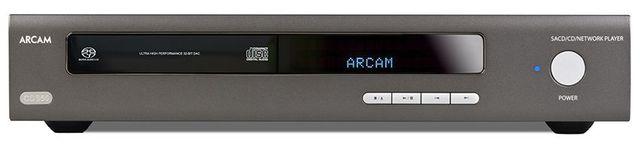 Arcam HDA Range CDS50 SACD/CD Player-CDS50