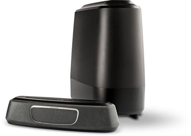 Polk Audio® Magnifi Mini Black Ultra-Compact Sound Bar and Subwoofer-AM9114