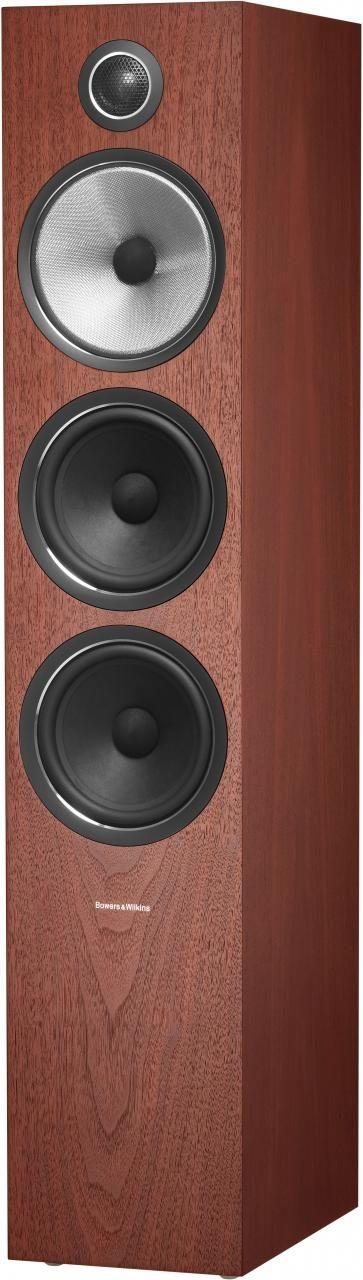 Bowers & Wilkins Rosenut 703 S2 Floorstanding Speaker-703 S2-Rosenut