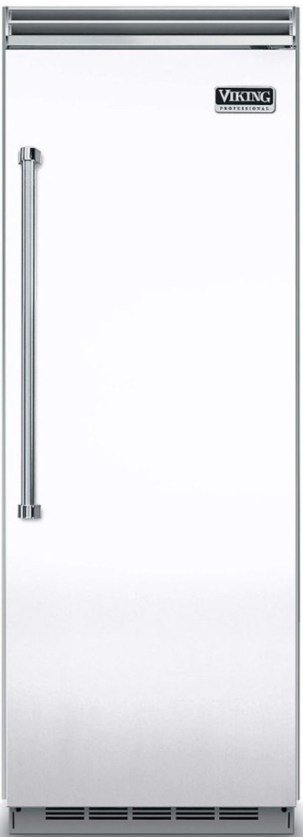 Viking® 5 Series 15.9 Cu. Ft. White Built In All Freezer-VCFB5303RWH