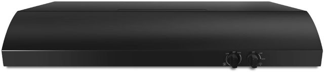 """Whirlpool® 29.94"""" Black Under the Cabinet Range Hood with the FIT System-UXT4230ADB"""