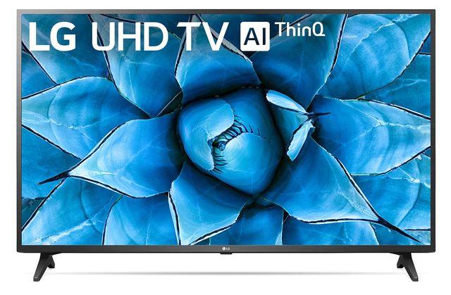 "LG UN7300PUF Series 55"" 4K Smart UHD TV with AI ThinQ®-55UN7300PUF"