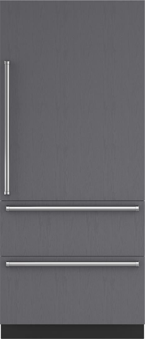 Sub-Zero® Designer 20.5 Cu. Ft. Panel Ready Column Refrigerator-IT-36RID-RH