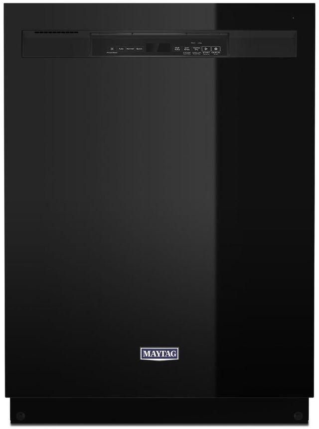 """Maytag® 24"""" Black Built In Dishwasher-MDB4949SKB"""