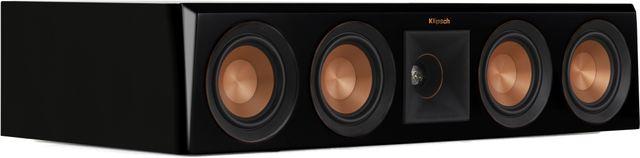 Klipsch® Reference Premiere Piano Black RP-404C Center Channel Speaker-1065815