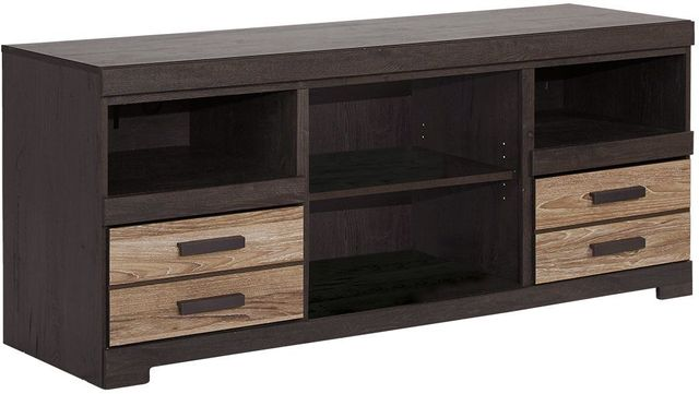 Signature Design by Ashley® Harlinton Warm Gray Large TV Stand-W325-68