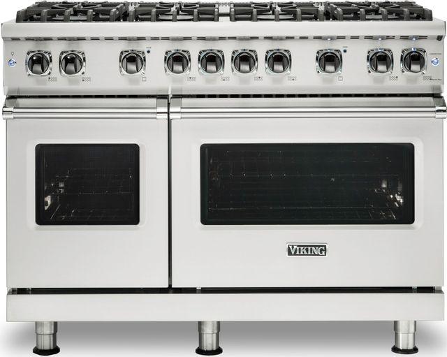 "Viking® Professional 5 Series 48"" Pro Style Gas Range-Stainless Steel-VGR5488BSS"