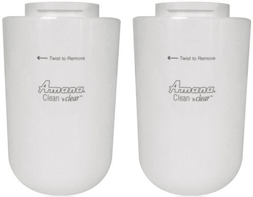 Amana® Refrigerator Water Filter - Clean 'n Clear® (2 Pack)-WF401P