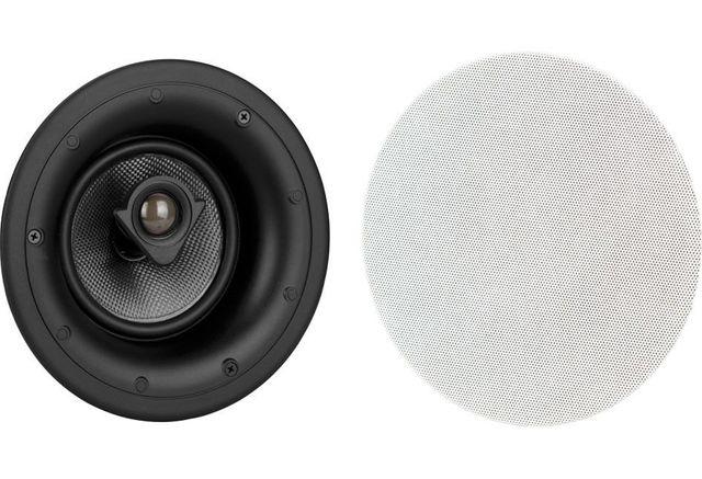 "Crestron® Aspire® 5.25"" 2-Way In-Ceiling Speakers-ASPIRE IC5-W-T"