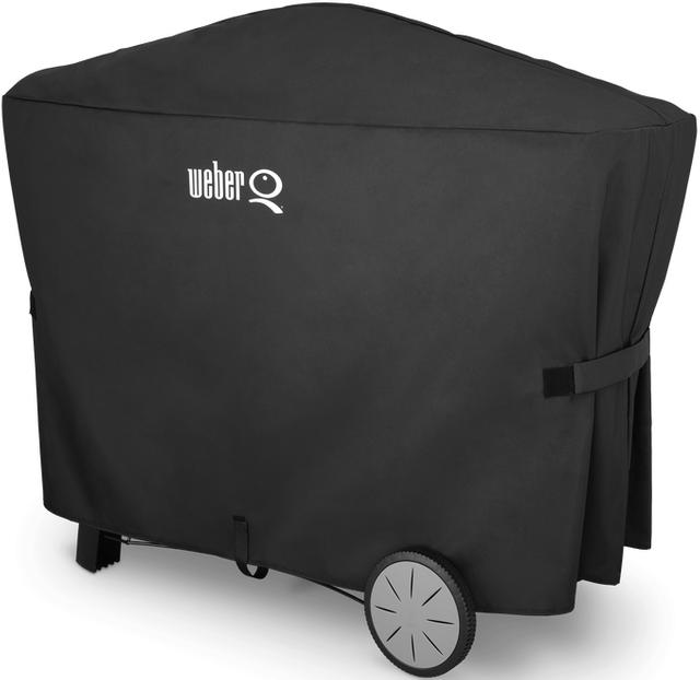Weber® Premium Grill Cover-Black-7112